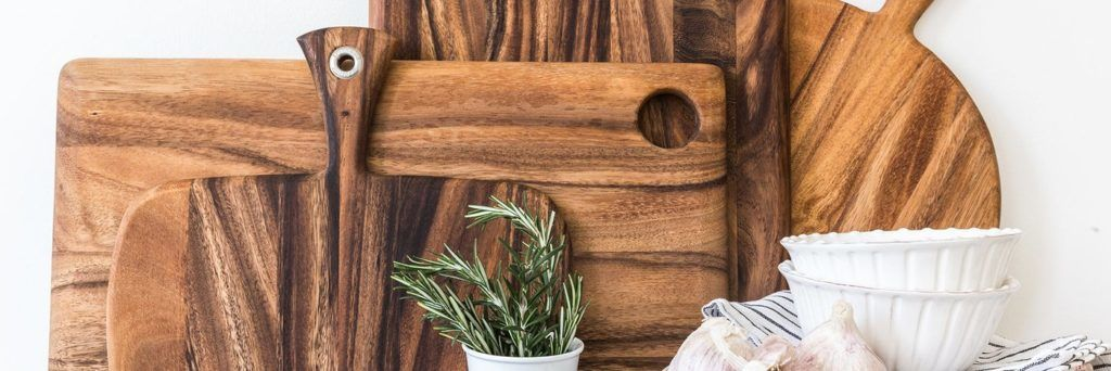 How to maintain a wood cutting board