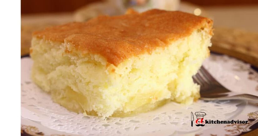 Easy Pineapple Cake Recipe