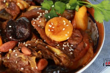 Moroccan Lamb Tajine Instant Pot recipes