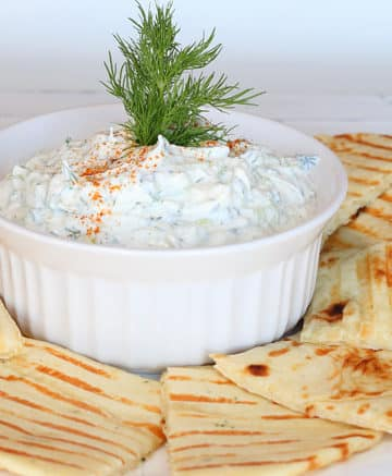 Tzatziki Instant Pot Recipes