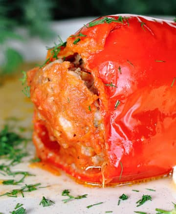 Stuffed Peppers Instant Pot Recipies