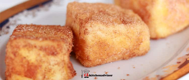 Fried Milk_Leche Frita