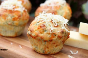 Cheese Muffins Recipe