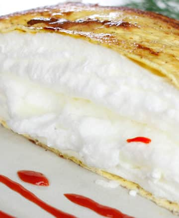 Omelette Souffle_Madame Poulard